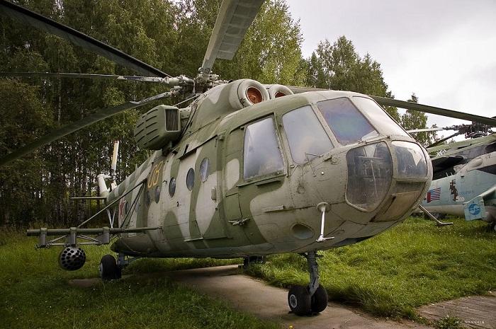 Музей вертолетов