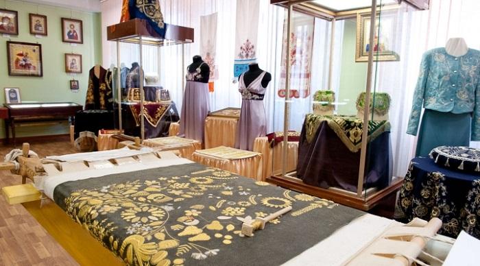Музей золотого шитья