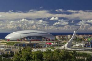 Олимпийский парк и его Поющие фонтаны