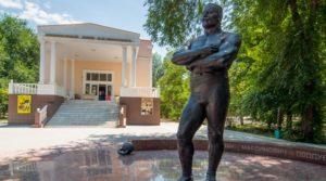 Парк и музей имени Ивана Поддубного. Другие городские парки