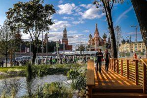 Парки Москвы, где погулять в выходные