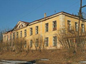 Путевой дворец Екатерины