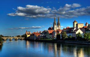 Регенсбург (Германия): достопримечательности