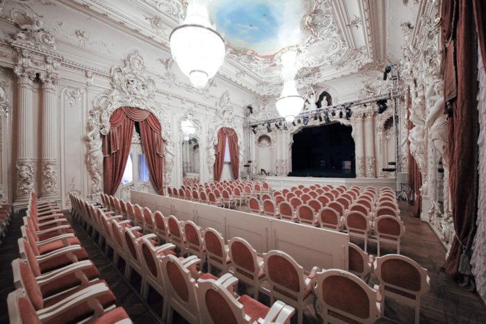 Государственный камерный музыкальный театр «Санктъ-Петербургъ Опера»
