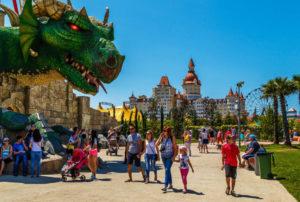 Сочи Парк – развлечения и приключения в стиле русских сказок
