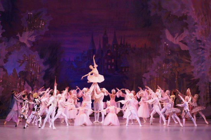 Театры оперы и балета Санкт-Петербурга