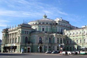 Театры Санкт-Петербурга: список