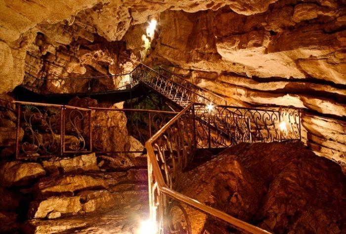 Воронцовские пещеры. Ахштырская пещера