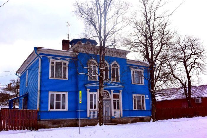 Дом Т.Г. Русакова