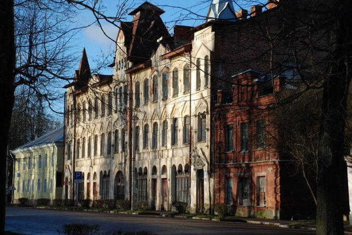 Дом купца Антипова