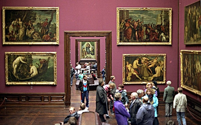 Экспозиции картинной галереи