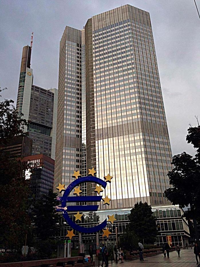 Eurotower (высота 148-м. )