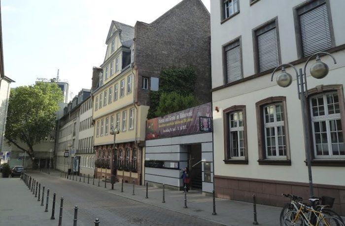 Дом-музей Гёте (Goethe House und Museum)