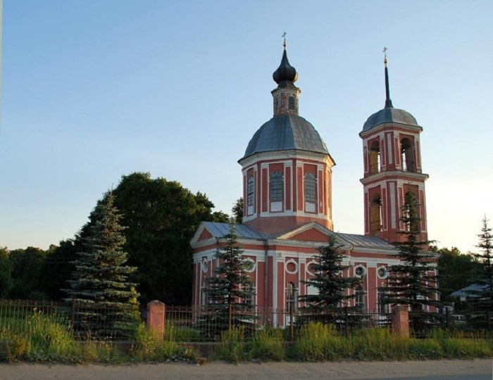 Храм Бориса и Глеба в Обнинске