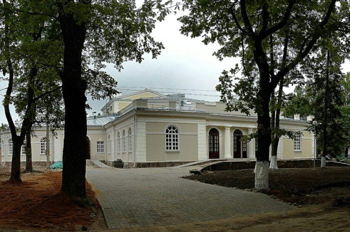 Международный культурный центр