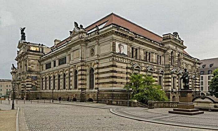 Музейный комплекс Альбертинум