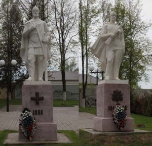 Памятник защитникам Козельска