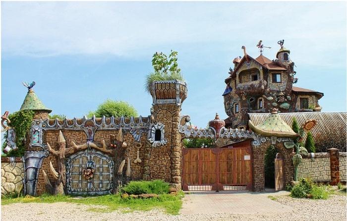 Сказочный комплекс Вихляндия