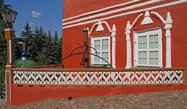 Здание пожарной сигнализации