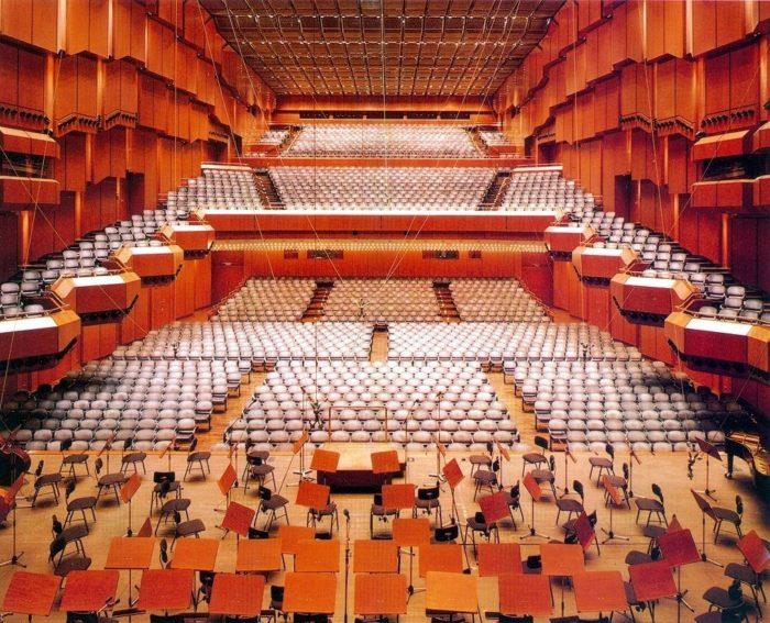 Alte Oper (интерьер)