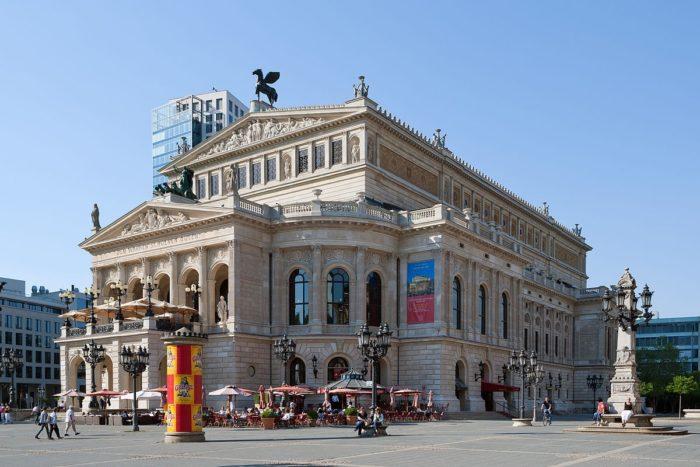 Старая опера Франкфурта (Alte Oper)
