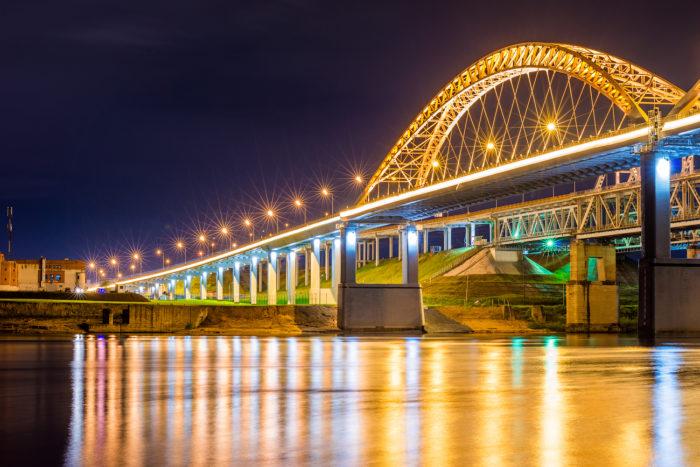 Борские мосты (2)