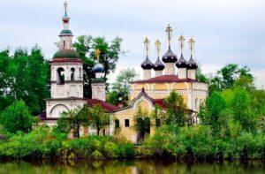 Церковь Димитрия Прилуцкого на Наволоке