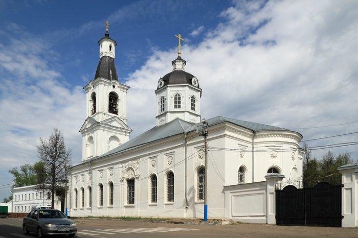 Церковь иконы Божией Матери «Живоносный источник»