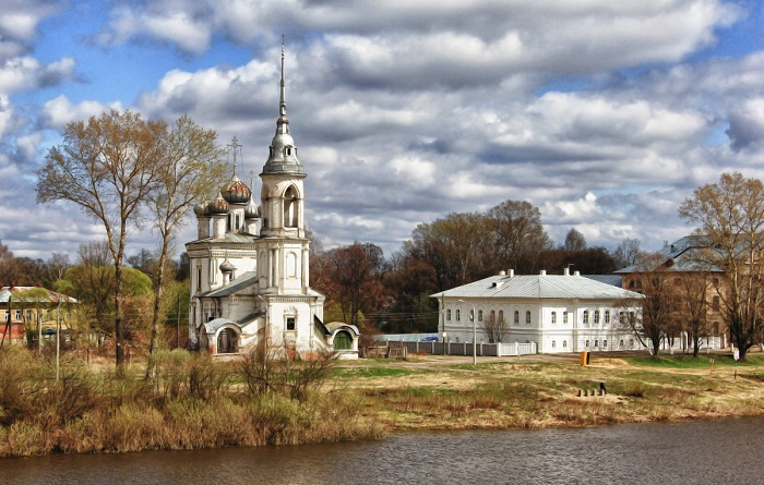 Церковь Сретения Господня