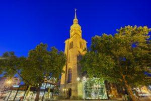 Церковь Святого Ринальда