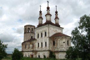 Церковь Воскресения в Варницах