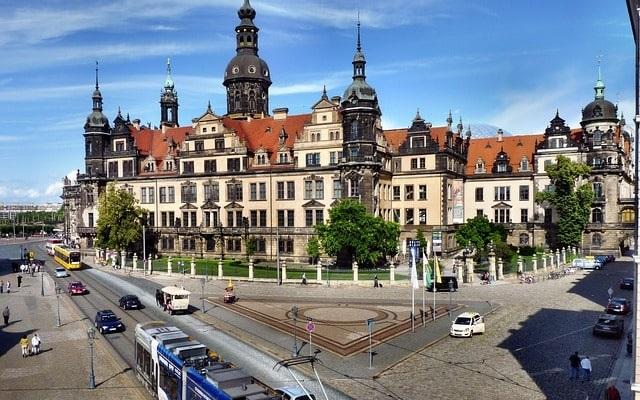 Дрезден (Германия): достопримечательности