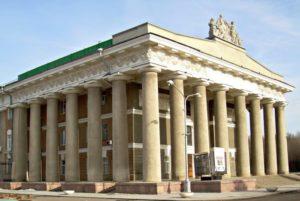 Дворец культуры и парк «Гидростроитель»