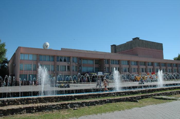 Дворец культуры «Октябрь»