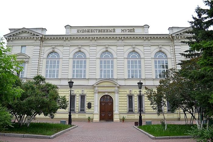 Художественный музей имени В. П. Сукачёва