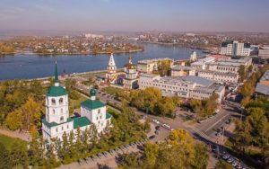 Иркутск: достопримечательности города