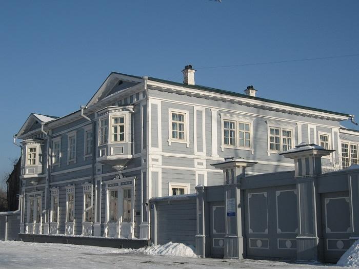 Иркутский музей декабристов