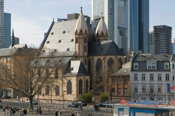 Церковь св. Юстина (Justinuskirche)