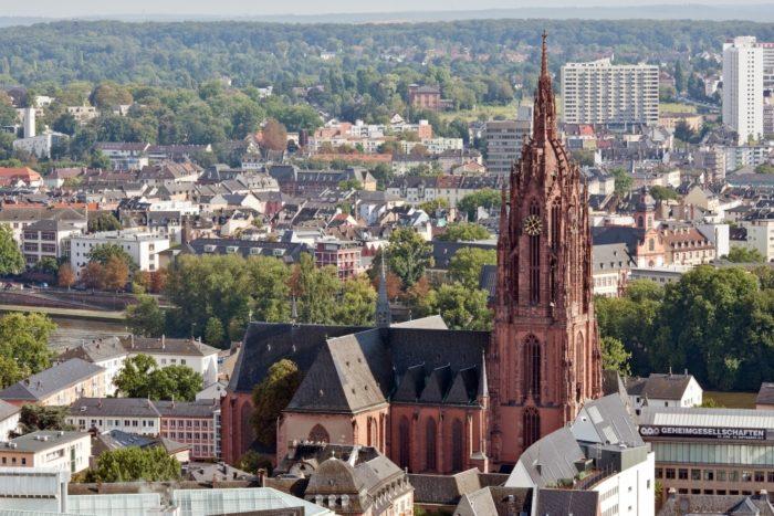 Франкфуртский собор (Kaiserdom St. Bartholomäus)