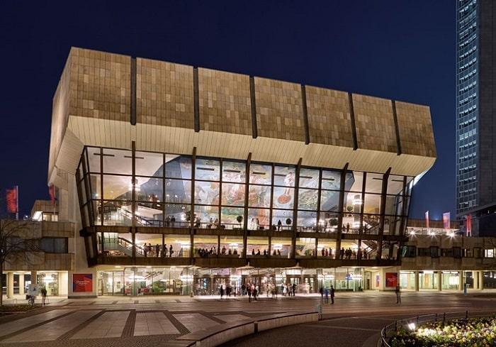 Концертный зал Гевандхаус