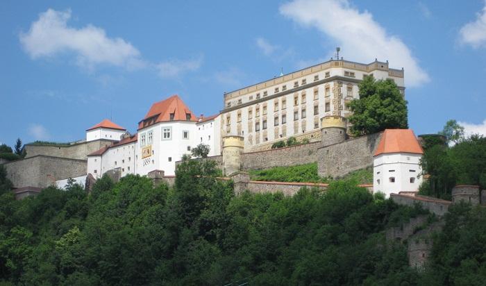Крепость Фесте Оберхауз