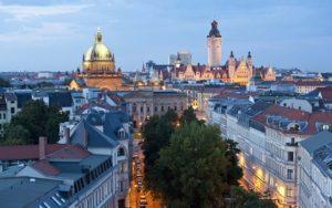 Лейпциг (Германия) достопримечательности