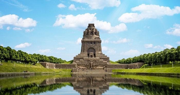 Монумент Битвы народов в Лейпциге
