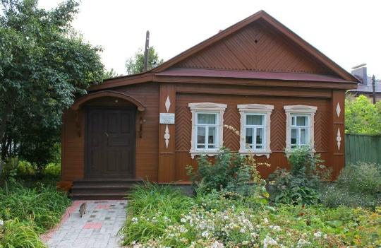Музеи Аркадия Гайдара и Максима Горького