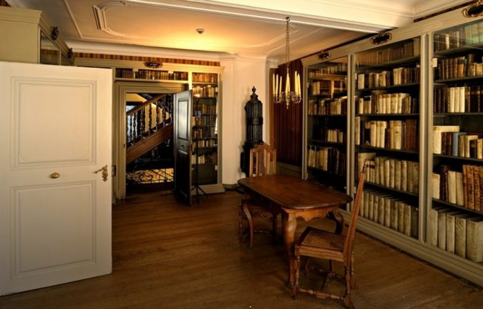 Goethe House und Museum (интерьер)