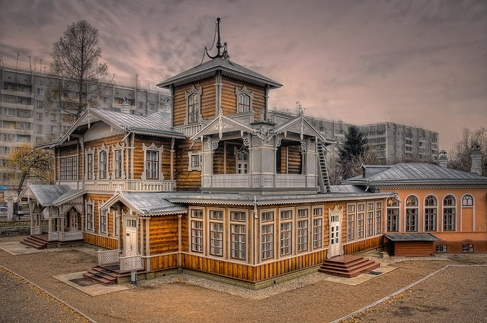 Музей-усадьба В.П. Сукачёва