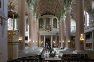 Церковь Святого Николая В Лейпциге