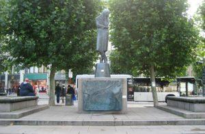 Памятник Гейне