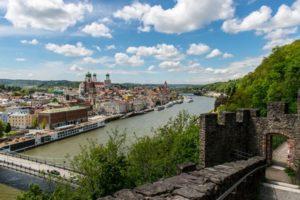 Пассау (Германия): достопримечательности