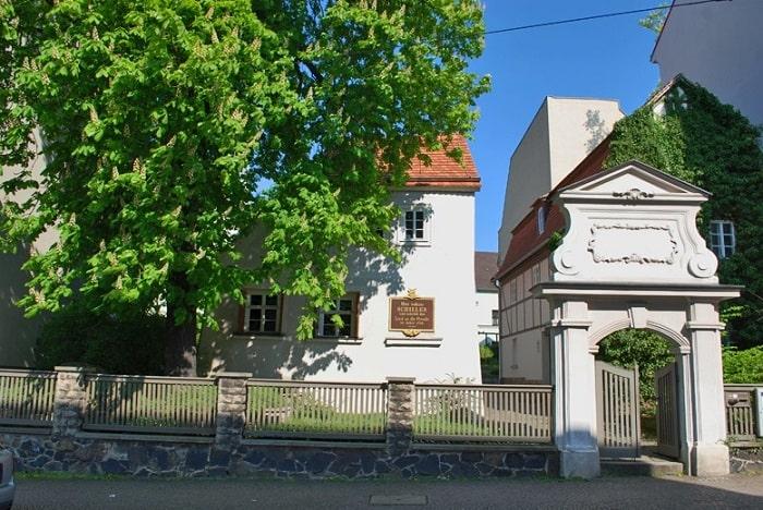 Дом-музей Шиллера